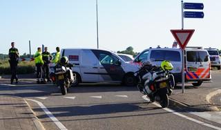 Achtervolging van in Hoofddorp gestolen auto beveiligingsbedrijf eindigt in Castricum