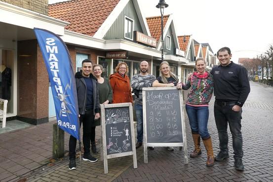 Wethouder van Schagen en binnenstadwinkeliers noemen precariobelasting 'terecht'; Nieuwe Laagzijde-winkeliers balen van heffing