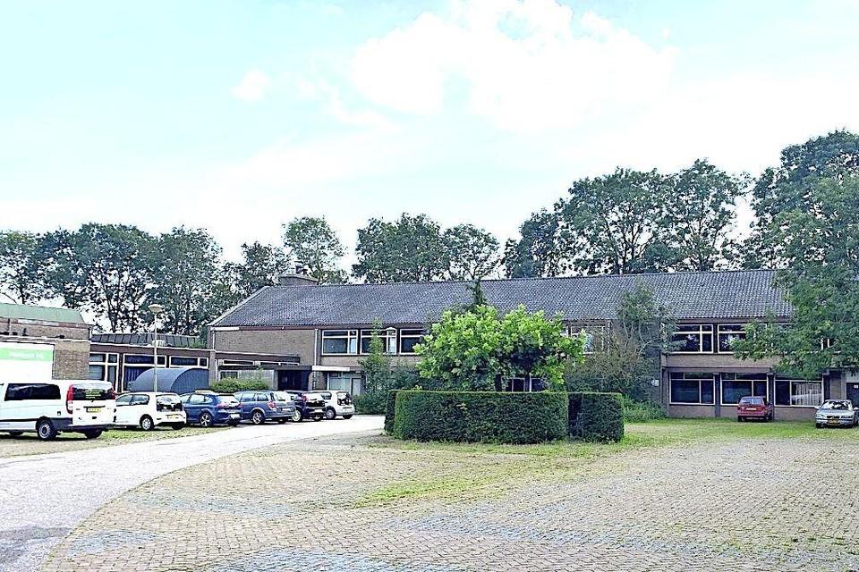 Het Paulusgebouw in de Oosthoek. Op de eerste verdieping komen negen nieuwe kamers.