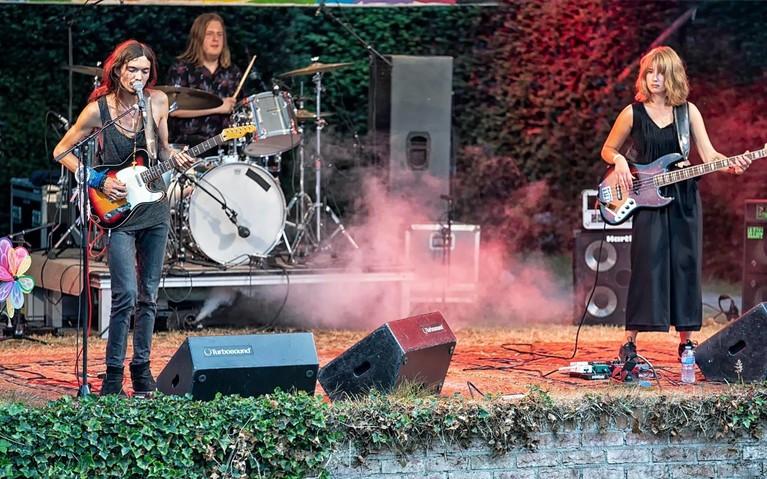 Alkmaar Blues Weekend met nieuw buitenpodium