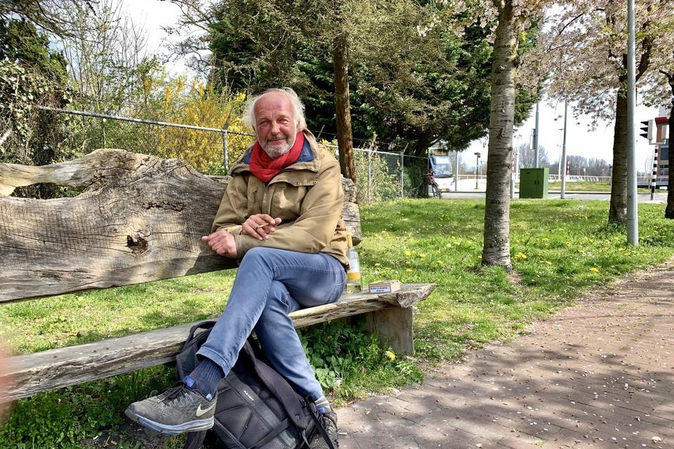 'Jan is Thuisloos' gaat over de Alkmaarse ex-topambtenaar Jan Visser