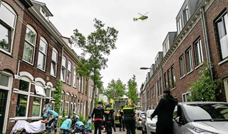 Man gewond bij steekincident Leidsebuurt in Haarlem, verdachte opgepakt [update]