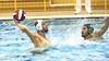 'Nu we zover gekomen zijn, willen we die finale winnen ook', stellen de waterpoloërs van De Zaan. Op weg naar de landstitel is GZC Donk de laatste horde