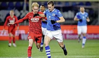 Beverwijker Sem Dirks (20) speelt al bijna zijn halve leven bij AZ en studeert daarbij ook nog Mandarijn: 'Ik doe het niet omdat ik graag in China wil voetballen, maar misschien komt het ooit nog eens van pas'