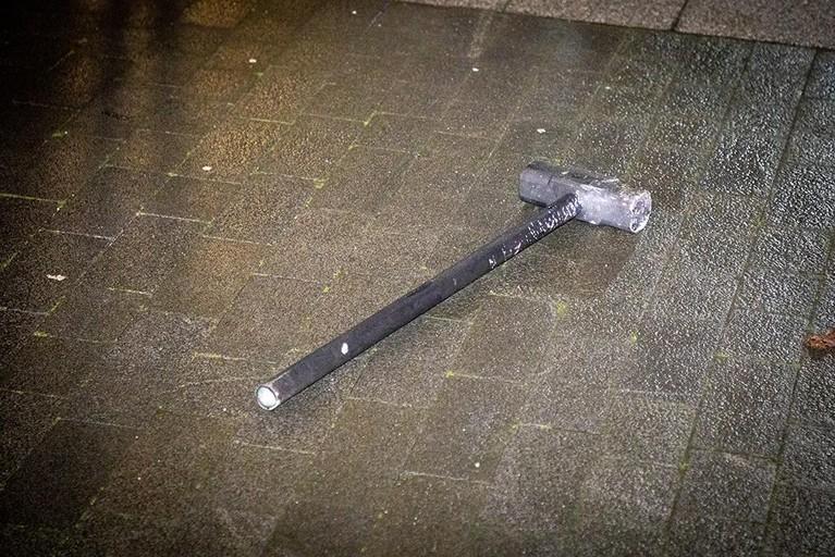 Inbrekers laten mistgenerator van Bruna in Haarlem afgaan
