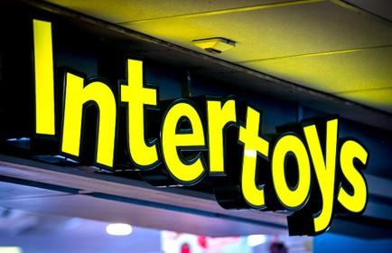 Intertoys-winkels in Heerhugowaard en Den Helder stappen over naar andere speelgoedketen