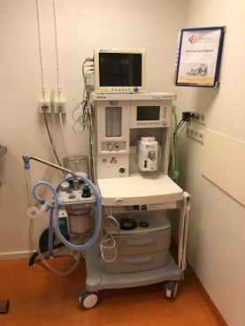 Dierenartsen helpen ziekenhuizen met beademingsapparaten voor coronapatiënten; 200 apparaten aangemeld