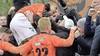 Clubs in de top van het amateurvoetbal worstelen met handhaven van regels: 'Het komt aan op de discipline van de mensen zelf'