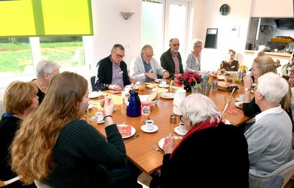 'De huisartsen zijn blij met het Odensehuis in Den Helder', want er was eerst niets voor mensen met beginnende dementie; zaterdag 18 januari is het open dag