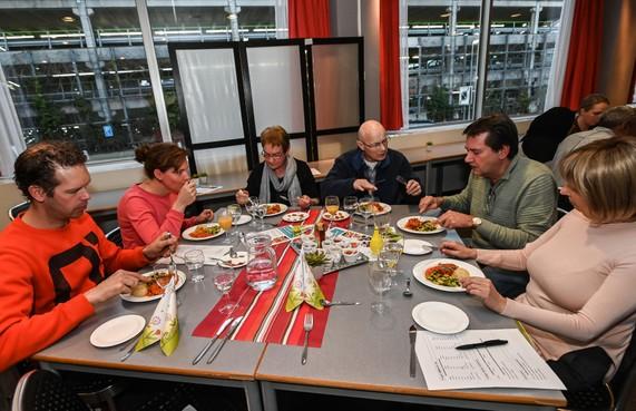 'Eten met Smaak' in Dijklander Ziekenhuis Hoorn leert patiënten weer genieten