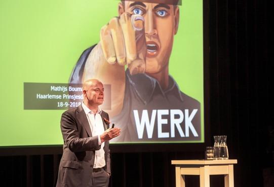 Lezing Mathijs Bouman in Wervershoof over stand economie in regio