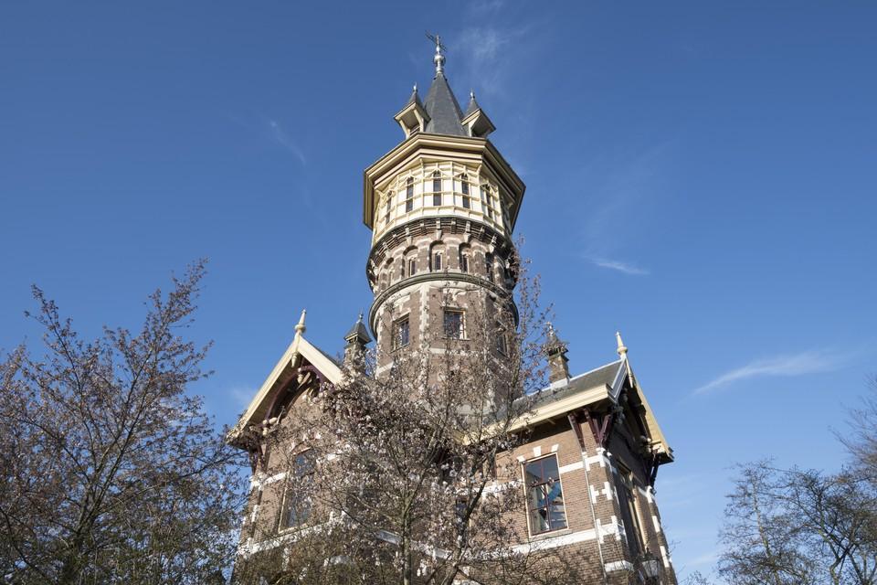 Watertoren in Schoonhoven.