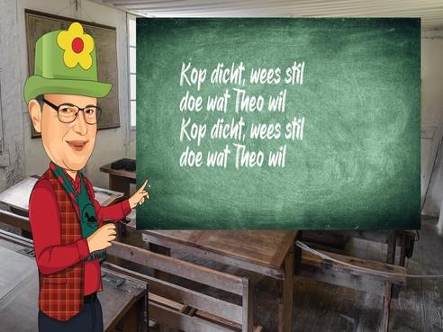 Carnavalsnummer 'Kop dicht, wees stil' gaat over wethouder Theo Groot van Hollands Kroon: 'Ik denk dat hij de humor er wel van inziet' [video]