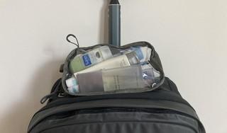 Elektronica en vloeistoffen blijven voortaan in de tas op Schiphol