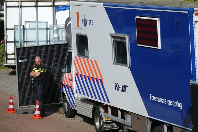 Groot buurtonderzoek van politie in Wormerveer