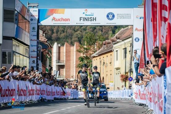 Succesvol weekend voor renners Monkey Town: zeges in België en in Roemenië