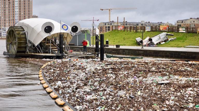 Column Andermans rommel: Aria van de plasticvissers