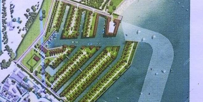 Stadsherstel Medemblik is tegen plan Enkhuizerzand