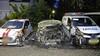 Vier auto's uitgebrand op verschillende locaties in Julianadorp, grote zoektocht naar mogelijke brandstichters