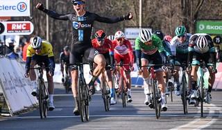 Na zijn fraaie zege in Parijs-Nice overheerst de opluchting bij Zaandamse sprinter Cees Bol: 'Sprinten is namelijk dikwijls frustrerend'