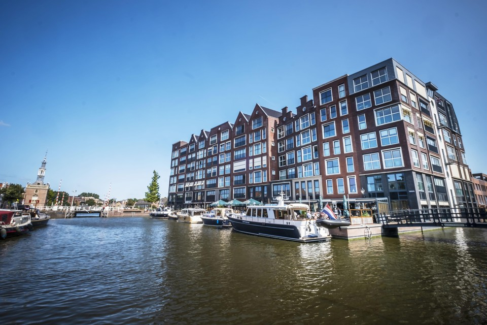 Te huur in de Schelphoek: een topappartement voor maar 640 euro.