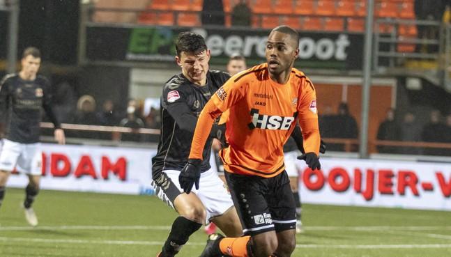 'Ren-je-rot-duel' levert nieuwe schade op: FC Volendam loopt tegen Go Ahead Eagles voor vierde achtereenvolgende duel puntenverlies op [video]