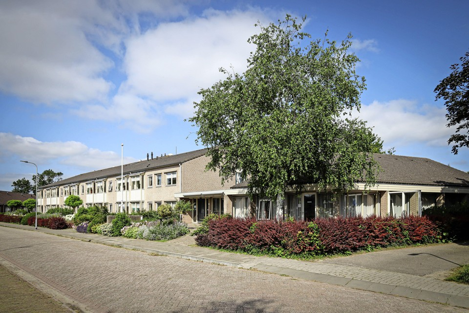 Voormalig verzorgingstehuis Almere in Opperdoes.