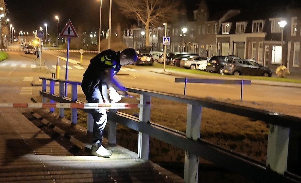 Nog geen tips na vrijgeven beelden van mogelijke verdachten schietincident aan Steengracht in Den Helder.