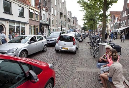 Karperton is met bijna 428.000 automobilisten meest populaire parkeergarage in Alkmaar