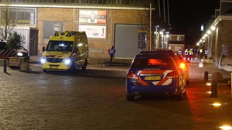 Twee gewonden bij steekpartij Willemsoord in Den Helder, een persoon aangehouden