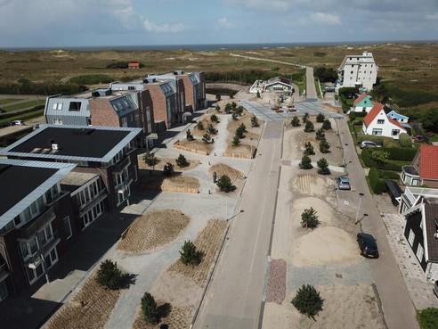 Weg naar nieuw hotel in Groote Keeten moet via grond van de gemeente Schagen en die ziet dat helemaal niet zitten