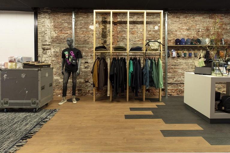 Het nieuwste Zaanse warenhuis? Nee, dit is een hangout-store