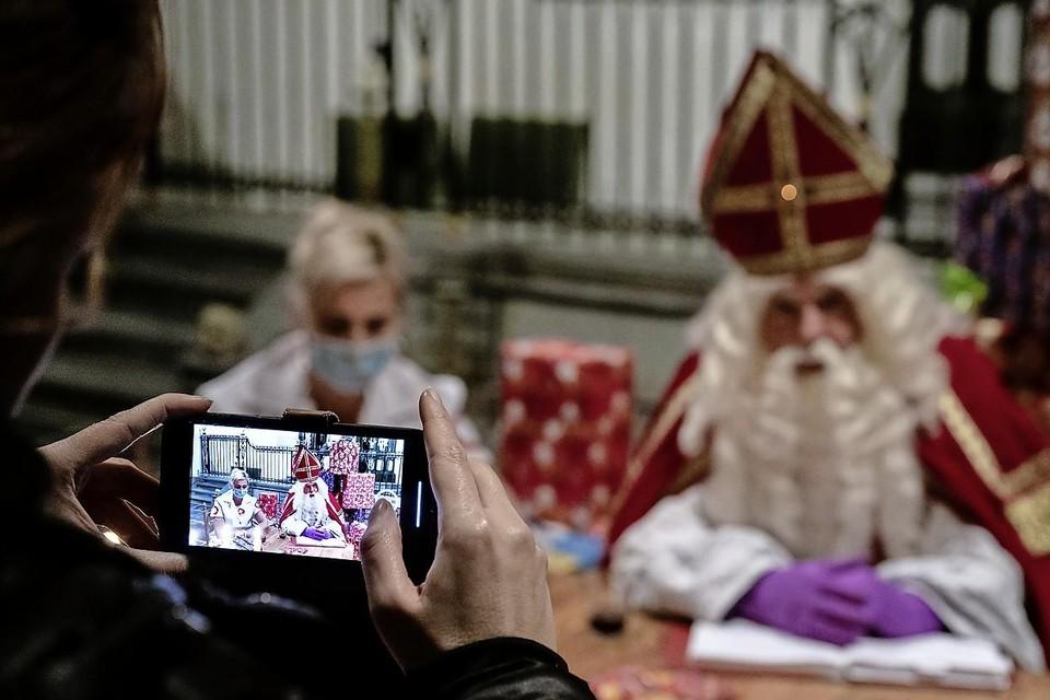 Sinterklaas is realistisch: ,,Belangrijker is dat we met zijn allen gezond blijven.''