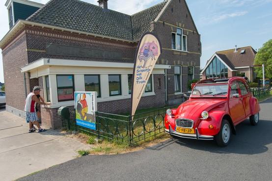 Schooltje van Dik Trom moet aankomend schrijvers 'van buiten' teleurstellen: wedstrijd alleen bedoeld voor Zaanstreek-Waterland