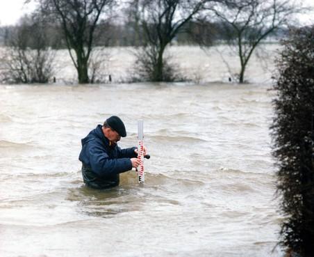 Deel Nederlanders vreest dat ons land over honderd jaar grotendeels onder water staat