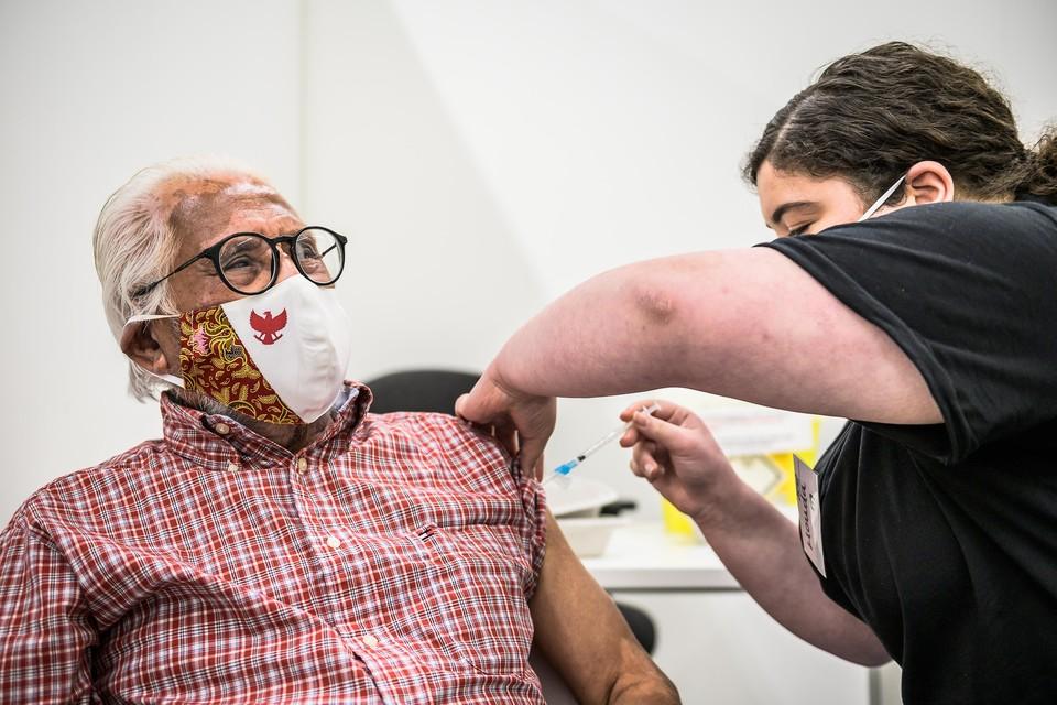 Het aantal vaccinaties is ook in Zaanstreek-Waterland opvallend gestegen.
