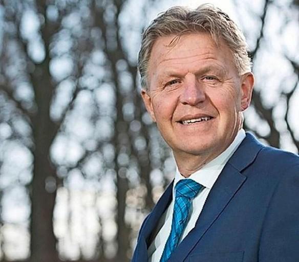 Jaap Bond (CDA) zou zijn handtekening niet hebben gezet onder het nieuwe coalitieakkoord van de provincie Noord-Holland