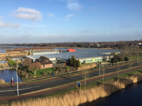 Tuincentrum Overvecht sluit de deuren. Gemeente Langedijk wil graag woningen op die plek