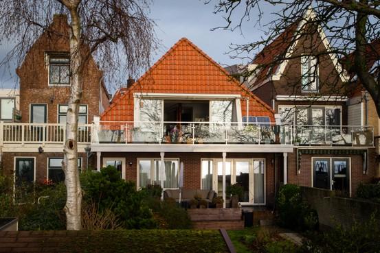 Bijzonder wonen in een stadsboerderij aan het IJsselmeer