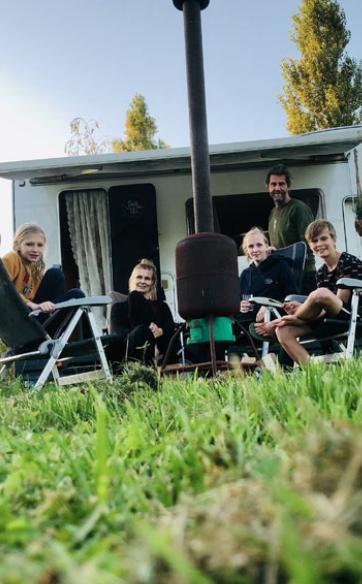 Janneke Beers en Kees Vriend hebben hun ultieme droom waargemaakt, hun eigen camping.