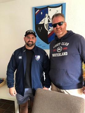 Nieuwe trainer Ben Sharples 'wil echt iets neerzetten' met rugbysters Waterland: 'Basis van selectie is goed'