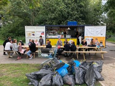'Vrienden van het Julianapark' mogen meepraten over besteding dik tien mille van Outdoor Stereo en Hoorn Zingt Hollands
