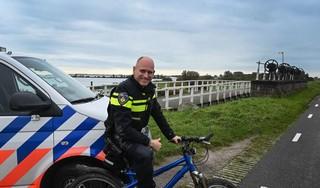 Drugs en illegaal vuurwerk komen Medemblik niet meer in als het aan de nieuwe wijkagent Frans Schraal ligt