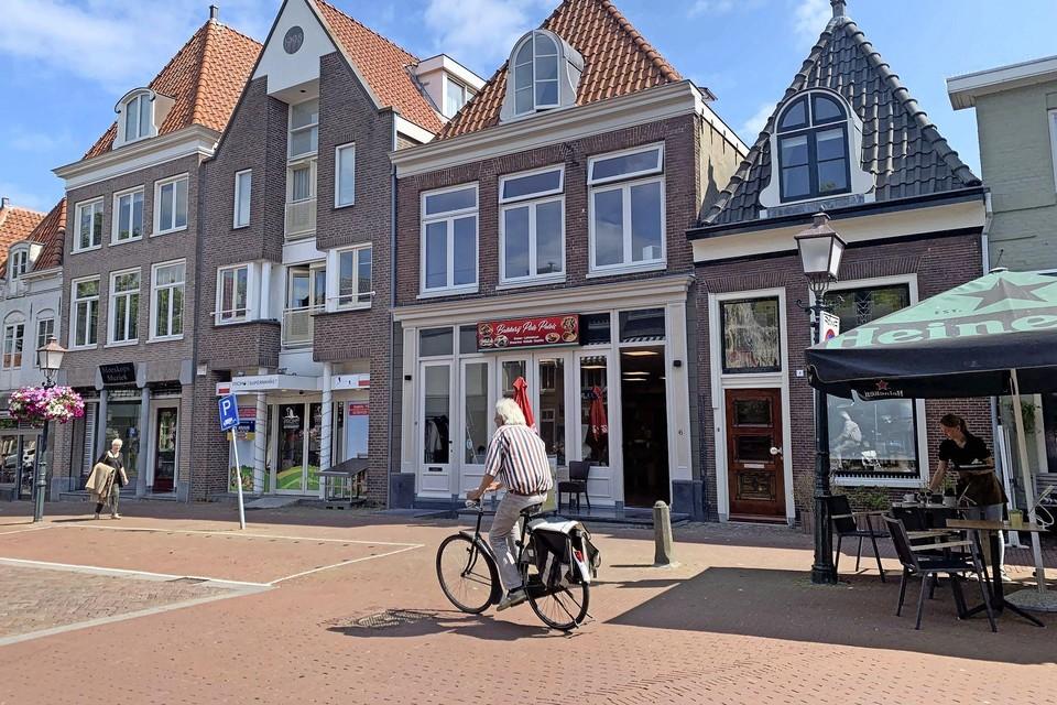 Turkse bakkerij Pide Paleis aan het Nieuwland in het centrum van Hoorn