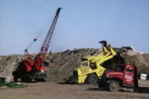 Bewegend Verleden: bouw en opening zwembad Het Baafje Heiloo [video's]