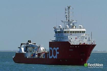 De marine schakelt een bedrijf in voor het ruimen van mijnen op zee, voor het eerst in de geschiedenis