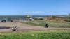 Bemanning van omgeslagen boot in Andijk veilig aan wal, eigenaar meldt zich bij politie