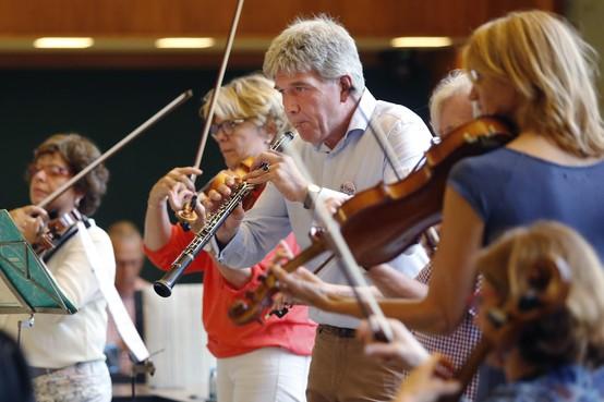 Landelijke openingsmanifestatie Iktoonfestival in raadhuis Hilversum