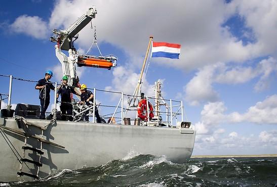 Naval Group gaat mijnenjagers bouwen