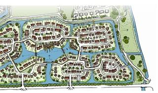 Minder woningen in Stede Broec, lichte groei in rest West-Friesland